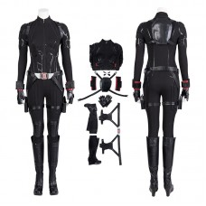 Black Widow Costume Avengers 4 Natasha Romanoff Cosplay Costume