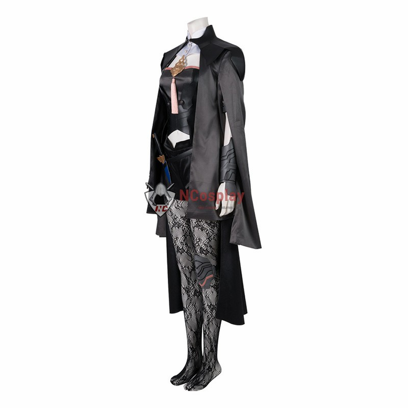 Byleth Costume Fire Emblem Three Houses Female Cosplay Costume Top Level