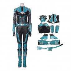 2019 Movie Captain Marvel Costume StarForce Uniform Cosplay Costumes