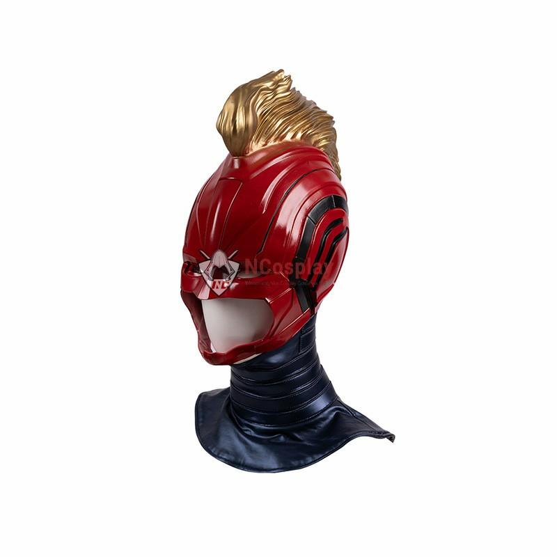 Captain Marvel Costumes Carol Danvers Cosplay Costumes Avengers Endgame Version