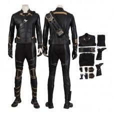 Avengers 4 Endgame Costume Clinton Barton Cosplay Hawkeye Costumes