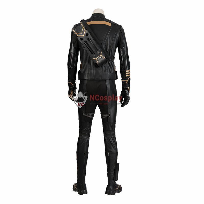 avengers 4 endgame costume clinton barton cosplay hawkeye