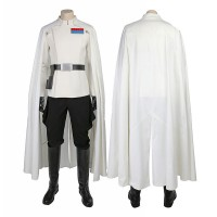 Rogue One A Star Wars Story Orson Krennic Cosplay Costume Top Level