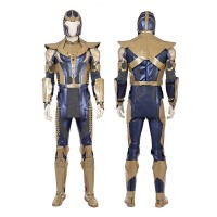 Full Set Avengers Infinity War Thanos Cosplay Costume Top Level