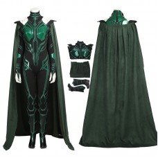 Thor Ragnarok Cosplay Hela Costume Top Level
