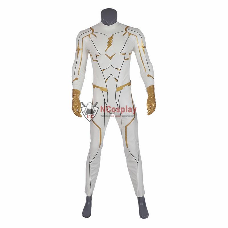 Godspeed Costume The Flash Season 5 Cosplay Costume Top Level