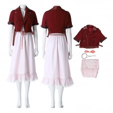 Final Fantasy VII Remake Alice Cosplay Costume