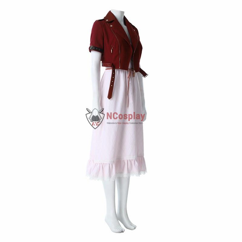 Final Fantasy VII Remake Alice Cosplay Costume