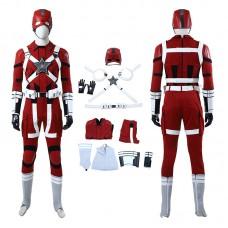 Black Widow Red Guardian Cosplay Costume