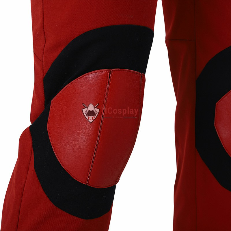 Black Widow Red Guardian Cosplay Costume