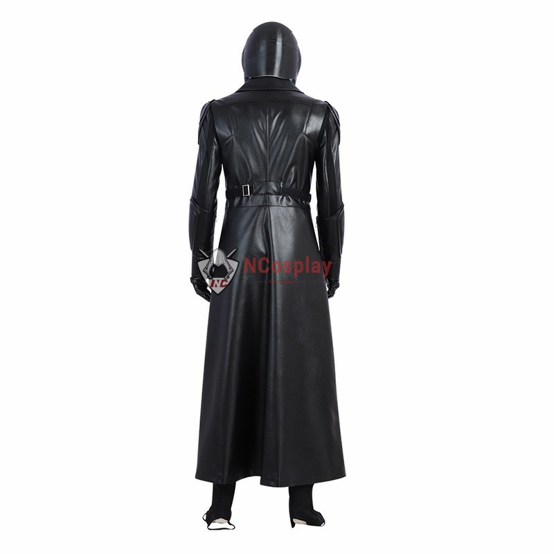 G I Joe The Rise of Cobra Commander Cosplay Costume Full Set