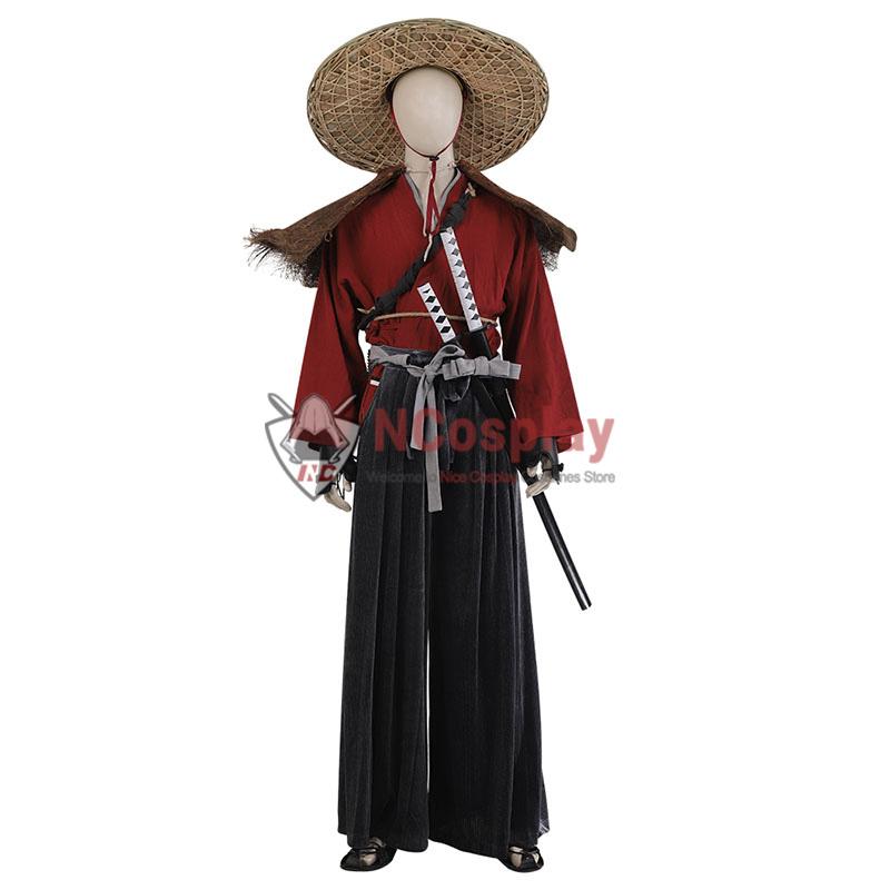 Ghost of Tsushima Jin Sakai Cosplay Costume Full Set