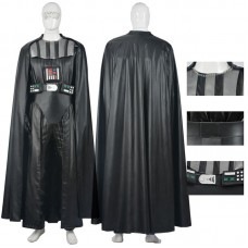 Star Wars Anakin Skywalker Cosplay Costume Darth Vader Outfit