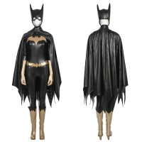 Batwoman Batman Batgirl Cosplay Costumes Full Set