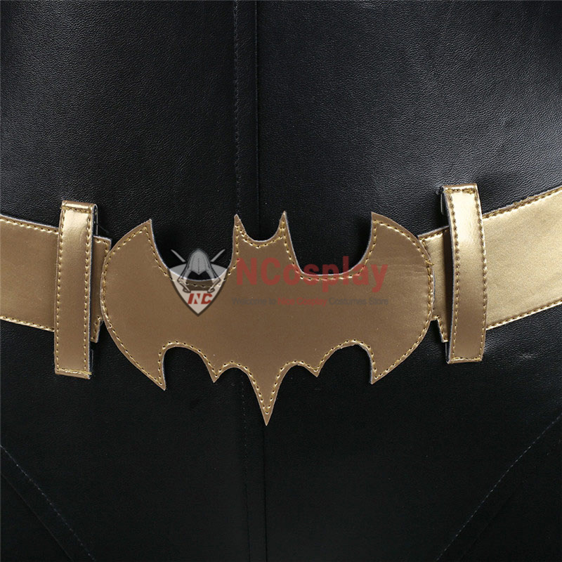 Batwoman Batman Batgirl Cosplay Costumes Full Set