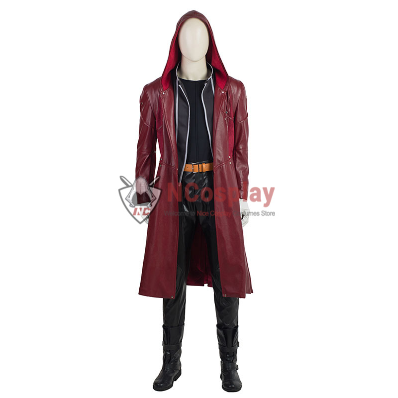Fullmetal Alchemist Edward Elric Cosplay Costume Full Set