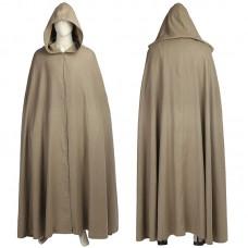Deluxe Star Wars 8 The Last Jedi Luke Skywalker Cosplay Costume Full Set