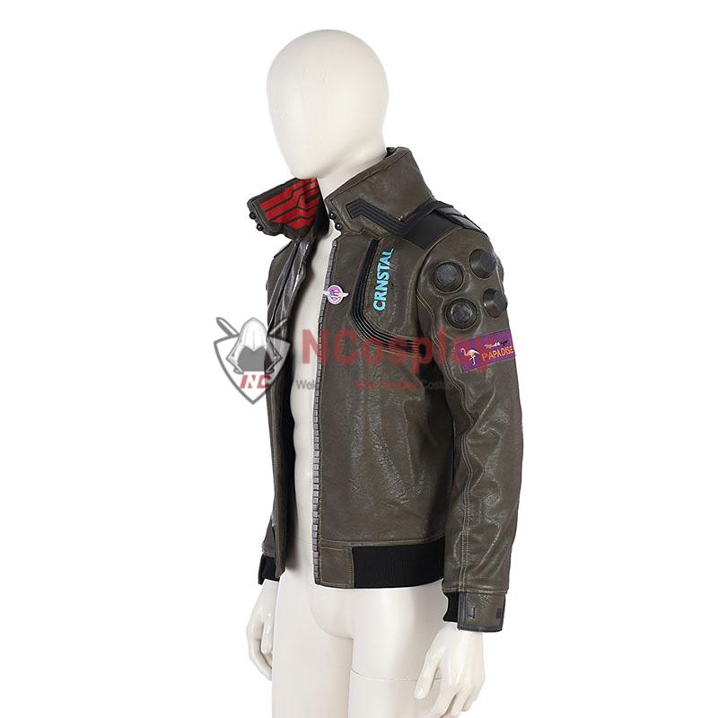 Cyberpunk 2077 Male Cosplay Costume