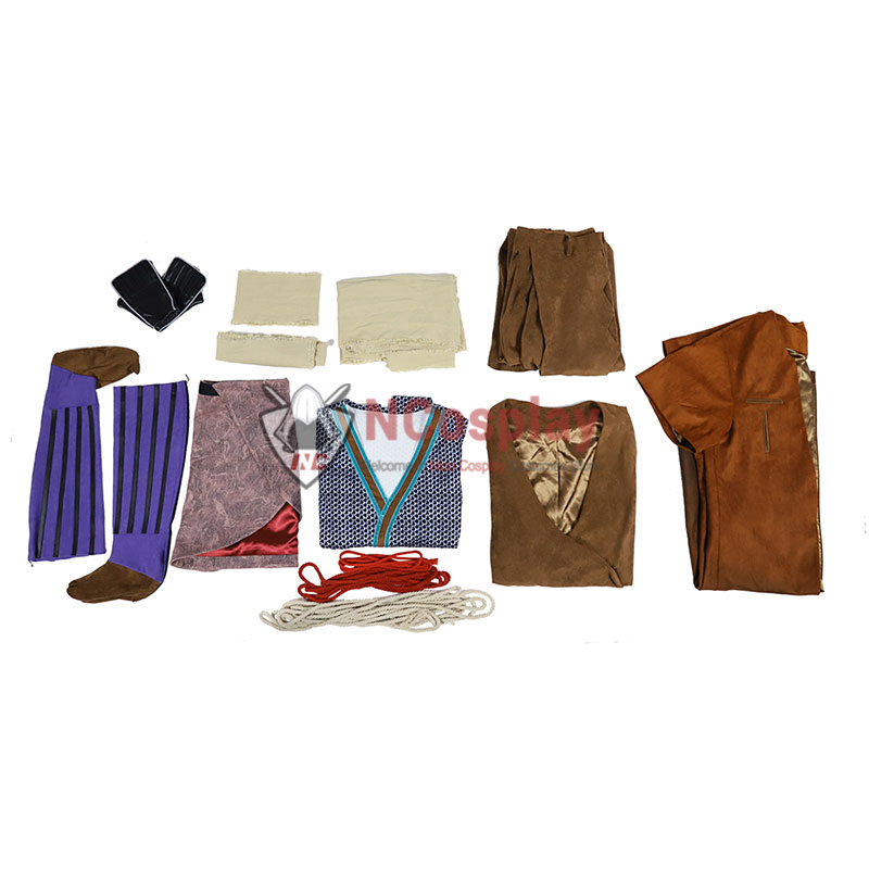 Sekiro Shadows Die Twice Cosplay Costume Suit