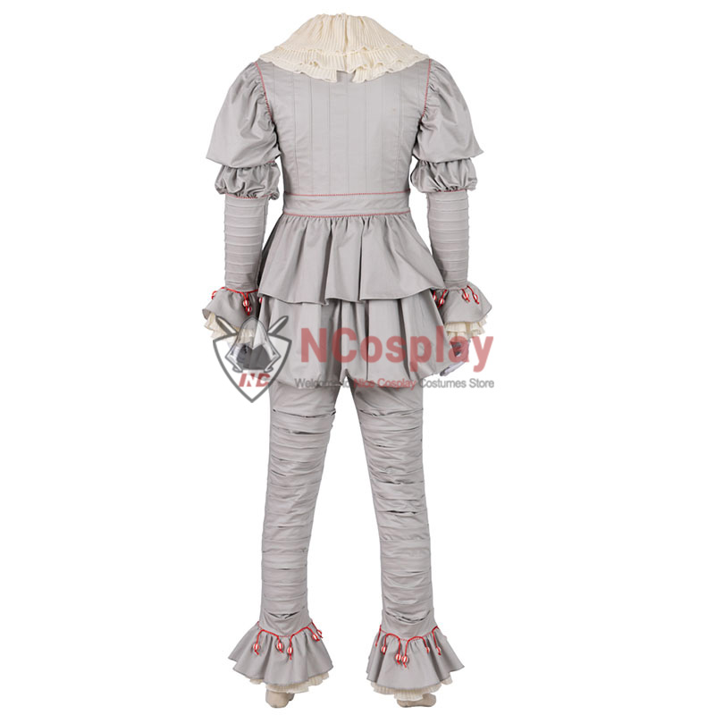 It Chapter Two Pennywise The Clown Cosplay Costume