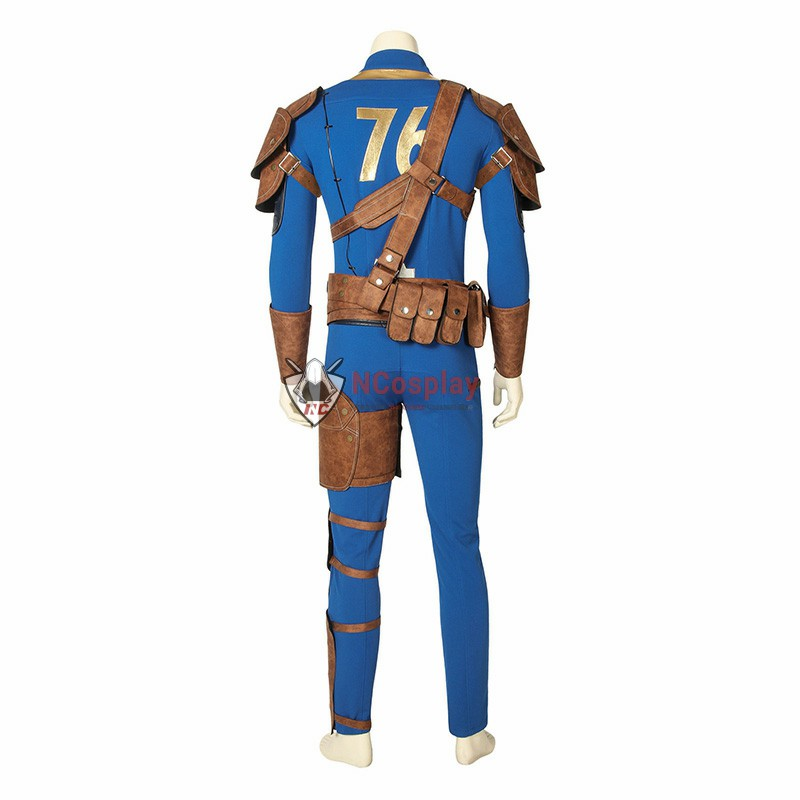 Fallout 76 Cosplay Costume Full Set