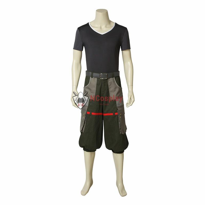 Kingdom Hearts III Sora Cosplay Costume Full Set