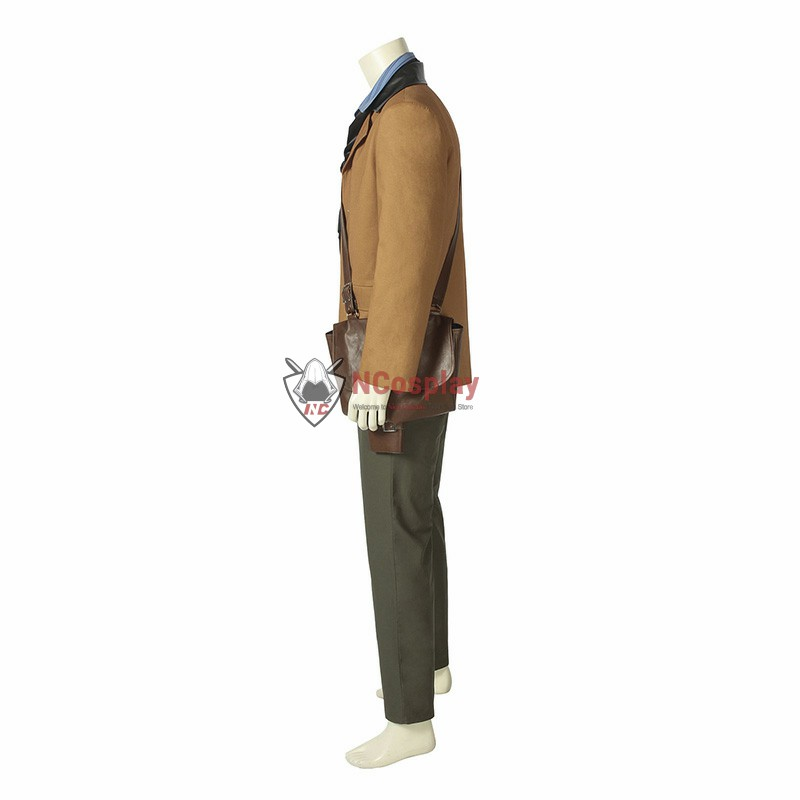 Red Dead Redemption 2 Arthur Morgan Cosplay Costume Full Set