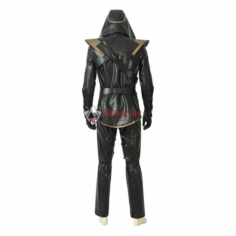 Avengers Endgame Clint Barton Hawkeye Ronin Cosplay Costume
