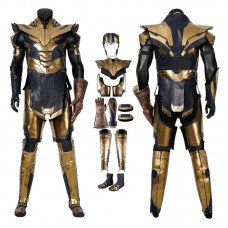 Avengers Endgame Thanos Cosplay Costume Full Set