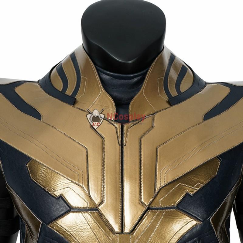 Avengers Endgame Thanos Cosplay Costume Full Set