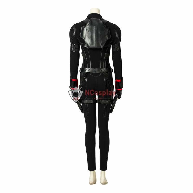 Marvel Avengers Endgame Black Widow Natasha Romanoff Cosplay Costume