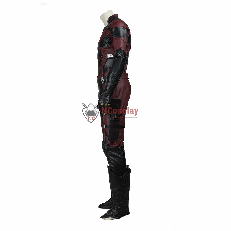Marvel Daredevil Matt Murdock Cosplay Costume