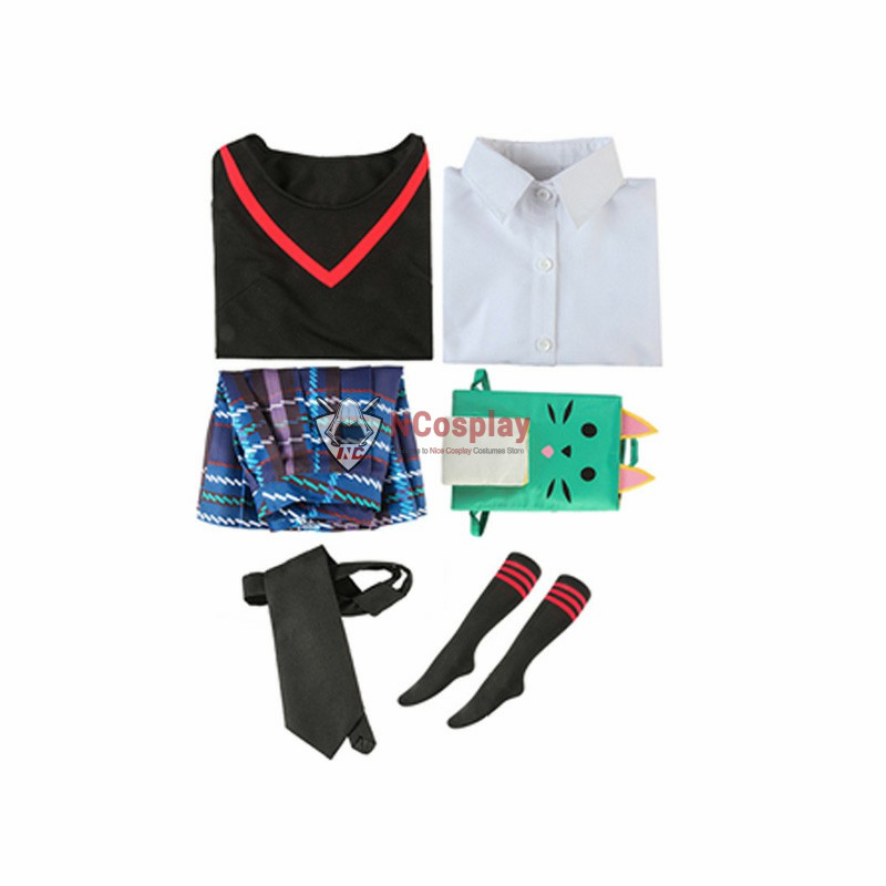 Spider-Man Into the Spider-Verse Peni Parker Cosplay Costume