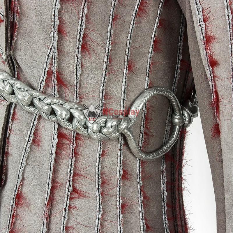 Game of Thrones Season 8 Daenerys Targaryen Cosplay Costume Top Level