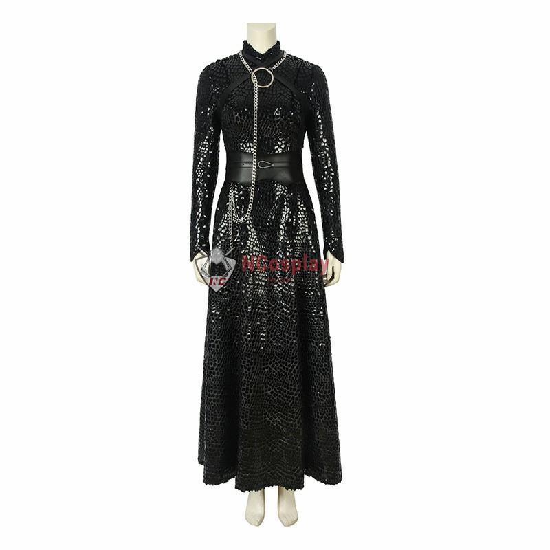 Game of Thrones Season 8 Sansa Stark Cosplay Costume Top Level