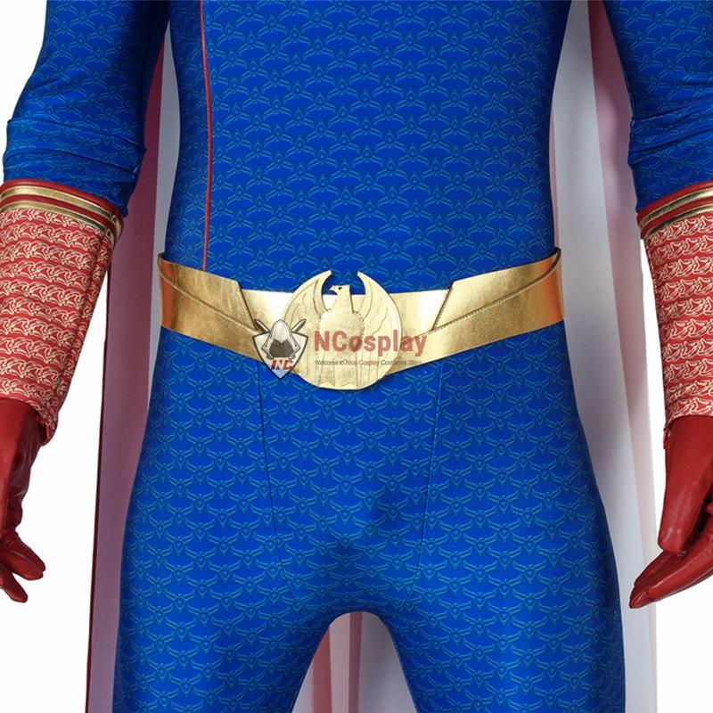 The Boys Season 1 The Homelander Cosplay Costume Full Set