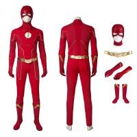 The Flash Season 6 Barry Allen Cosplay Costume Full Set