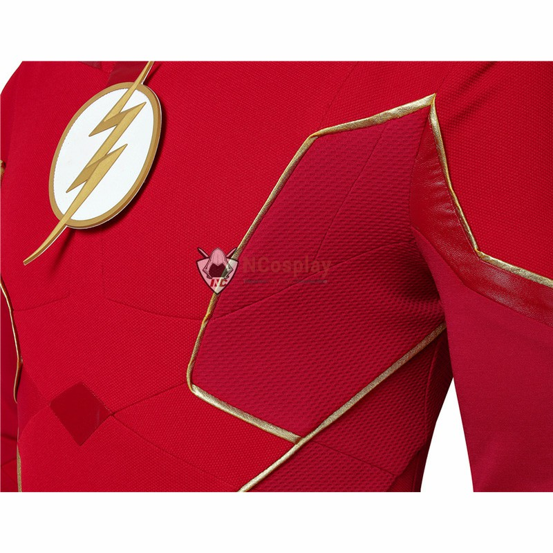 The Flash Season 6 Barry Allen Cosplay Costume Full Set
