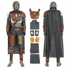 Star Wars The Mandalorian Cosplay Costume Full Set