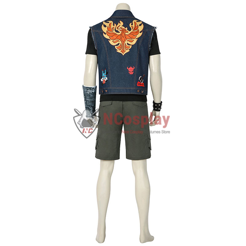 Onward Barley Lightfoot Cosplay Costume Top Level