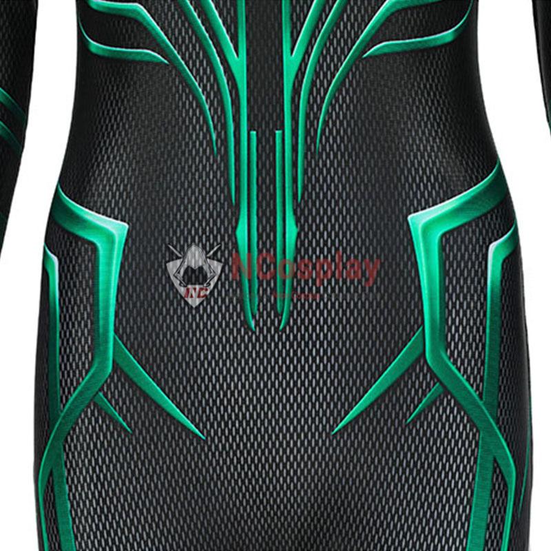 Thor Ragnarok Cosplay Costume Hela Jumpsuit