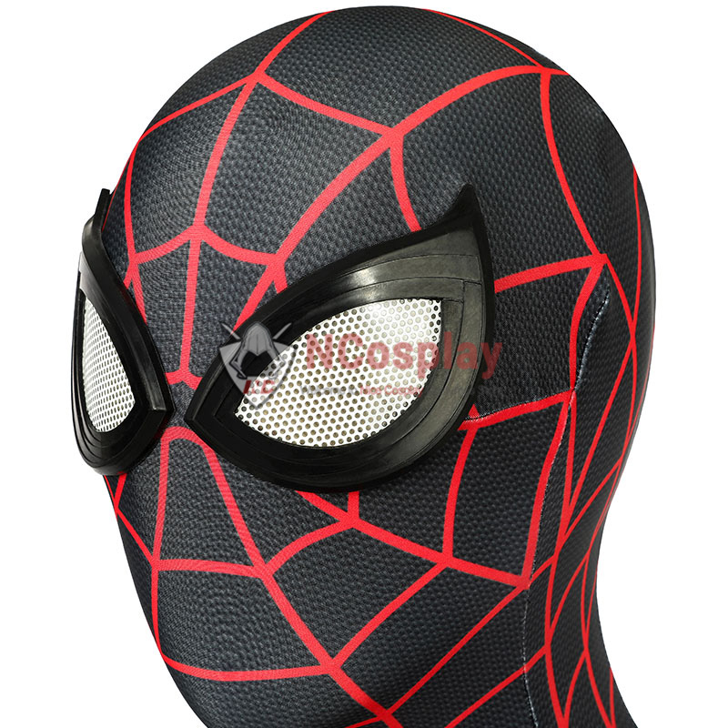 Marvel Spiderman Jumpsuit Secret War Cosplay Costumes Full Set