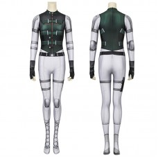 Black Widow 2020 Cosplay Costume Yelena Belova Jumpsuit