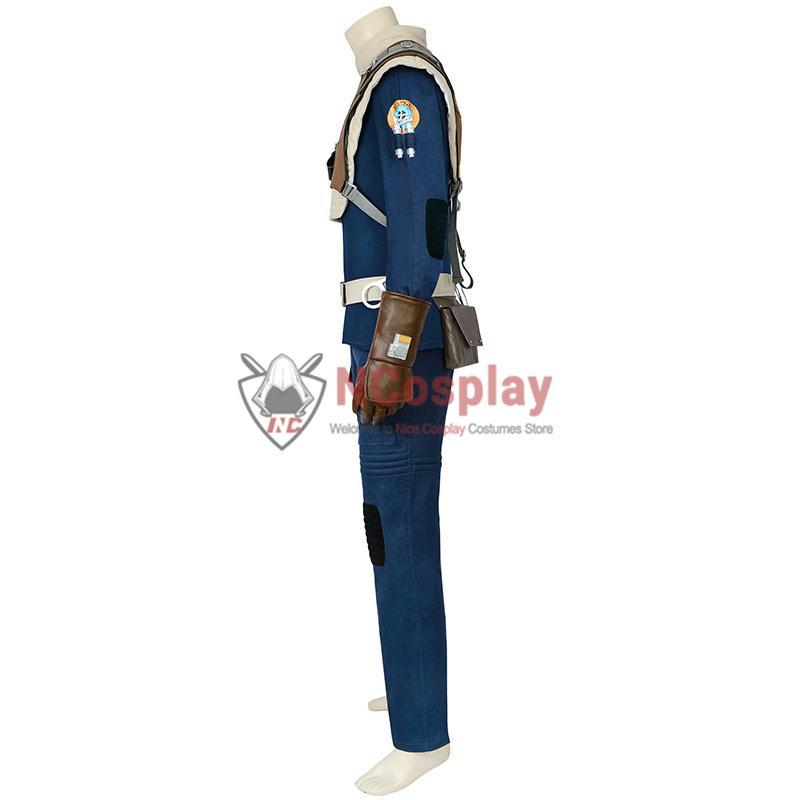 Star Wars Jedi Fallen Order Cal Kestis Cosplay Costume Full Set