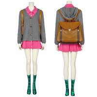 Pokemon Sword and Shield Gloria Cosplay Costume Suit