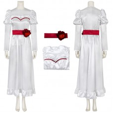 Annabelle Halloween Dress Cosplay Costume